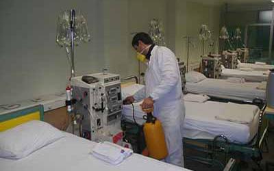 Hastanelerde yalnızca sağlık sorunu yaşayan insanlar yoktur. Diğer yandan haşere türleri de hastane ortamlarında bulunmaktadır...